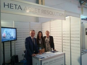17.04.04 Mostar, stand di Heta Asset Resolution