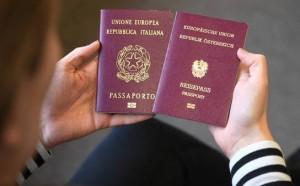 18.02.18 Doppia cittadinanza, doppio passaporto Italia-Austria