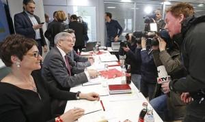 18.03.06 Presidenza Spoe Carinzia con Peter Keiser