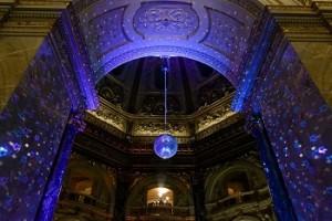 18.03.29 Vienna, Kunsthistorisches Museum, sala della cupola (ristorante) - Copia