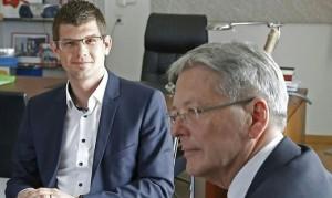18.04.06 Martin Gruber e Peter Kaiser