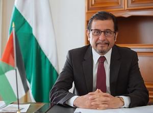 18.05.17 Salah Abdel Shafi , ambasciatore Palestina a Vienna 2