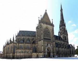 18.07.20 Linz, Neuer Dom o Mariendom, Duomo dell'Immacolata concezione - Copia
