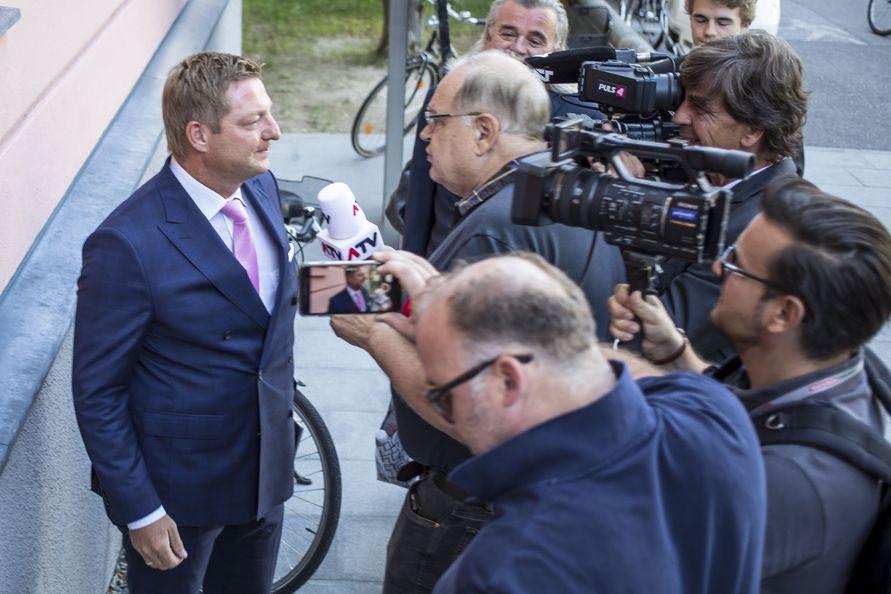 18.07.26 Klagenfurt, Günther Albel, processo irregolarità elettorali