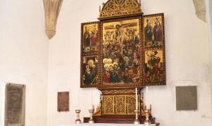 18.09.21 Hallstatt, pale altare rubate e ritrovate