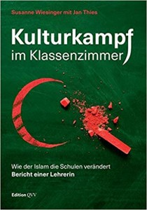 18.09.08 Kulturkampf im Klassenzimmer (copertina libro Susanne Wiesinger)