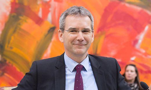 18.10.08 Hartwig Löger, ministro Finanze