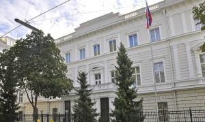 18.11.14 Vienna, ambasciata russa