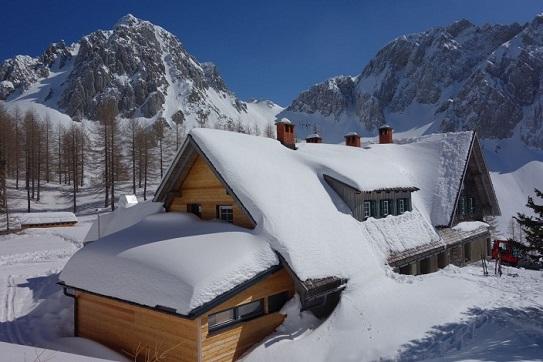 19.01.01 Klagenfurter Hütte , Caravanche - Copia