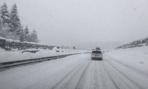 19.01.05 Autostrada dei Tauri (Salisburghese) innevata - Copia