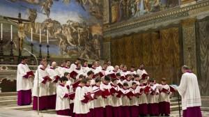 19.01.20 Il coro della Cappella Sistina