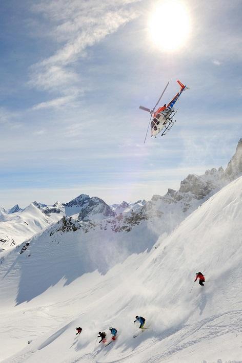 19.02.08 Arlberg, elisci a Lech Zürs (Sepp Mallaun) - Copia