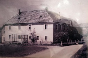 19.05.06 Casa famiglia Langthaler intorno 1940
