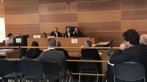 19.06.04 Tribunale Udine, processo Hypo Bank, leasing dopati