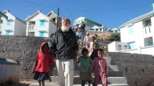 19.09.10 Padre Pedro Opeka, Akamasoa, Madagascar
