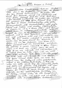 19.10.11 Manoscritto Handke Il blued del tuono di Brazzano