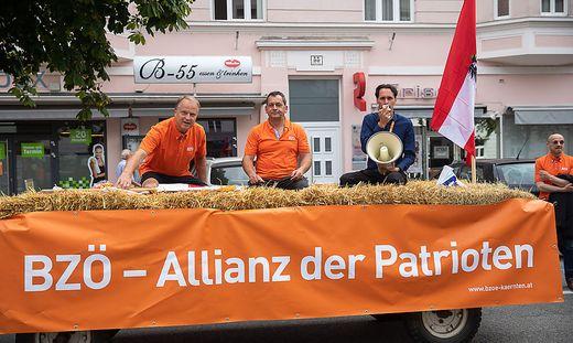 19.11.16 Bzö-Allianz der Patrioten (elezioni 29.9.2019)