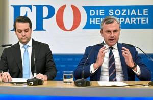 19.12.13 Dominik Nepp e Norbert Hofer (espulsione Strache)
