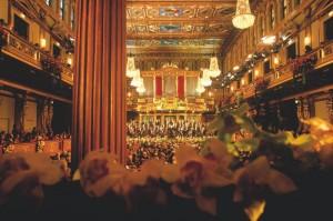 20.01.01 Vienna, Musikverein, Concerto di Capodanno