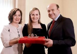 20.01.12 Ballo dell'Opera, Maria Grossbauer e Dominique Meyer