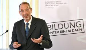 18.01.23 Heinz Fassmann, ministro istruzione