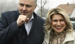 20.02.17 Hans-Peter Doskozil e fidanzata Julia Jurtschak