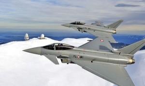 20.02.19 Eurofighter, Austria