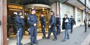 20.02.25 Innsbruck, Grand Hotel Europa (Coronavirus)