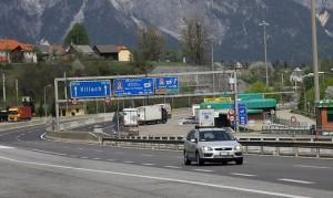 20.03.10 Austria, valico autostradale Thoerl-Maglern