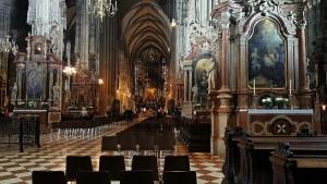 20.04.27 Vienne, Stephansdom, duomo di Santo Stefano (interno) - Copia