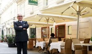 20.05.25 Vienna, ristorante Il Sole, Aki Nuredini - Copia