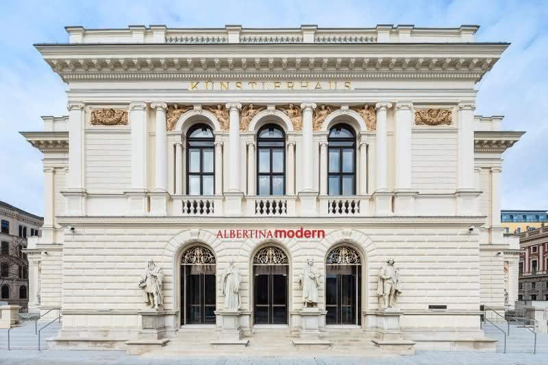 20.05.28 Vienna, Albertina modern nella Künstlerhaus