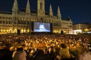 20.07.14 Vienna, piazza Municipio, Festival della musica (Foto Christian Stemper)
