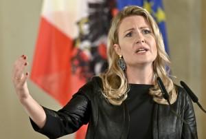 20.07.17 Susanne Raab, ministra per integrazione