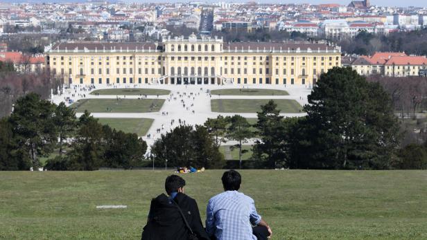 20.09.11 Vienna, Schönbrunn senza turisti