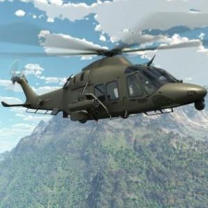 20.09.23 Elicottero AW169M, AgustaWestland, Leonardo