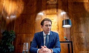 20.09.24 Sebastian Kurz nella cancelleria