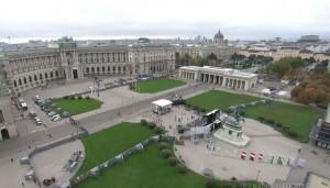 20.10.27 Vienna, Heldenplatz, Nationalfeiertag