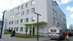 20.11.03 Vienna, Klinik Favoriten (ex Franz Josef)