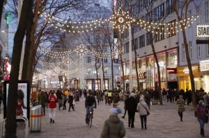 20.12.19 Vienna, Mariahilfstrasse