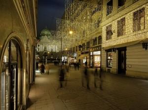 20.12.20 Natale Vienna, Kohlmarkt - Copia