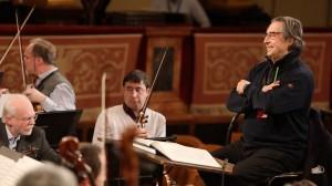 21.01.01 Riccardo Muti, prove con Wiener Philharmoniker