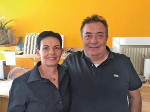 21.01.25 Livio Fedrigo con la moglie Edith