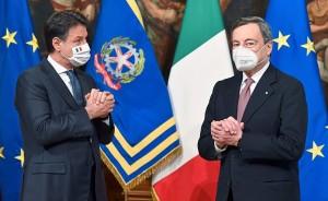 21.02.15 Giuseppe Conte e Mario Draghi - Copia