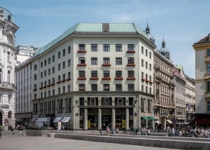 21.02.20 Vienna, Looshaus, Michaelerplatz - Copia