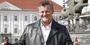 21.03.22 Christian Scheider, sindaco Klagenfurt