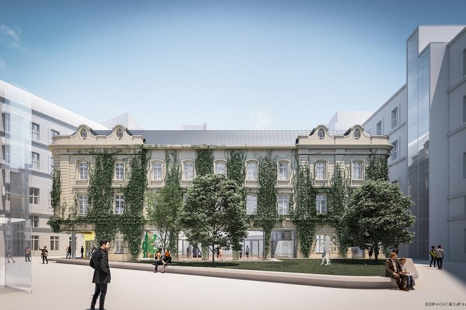 21.05.06 Palazzo Goëss-Horten Vienna (render) - Copia