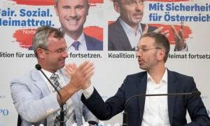 21.06.02 Norbert Hofer e Herbert Kickl