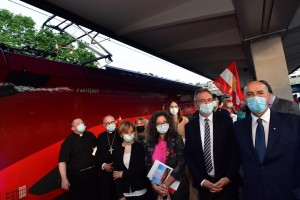 21.06.13 Arrivo a Trieste Eurocity diretto da Vienna 3