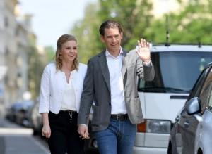 21.07.12 Sebastian Kurz e Susanne Thier